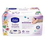 Nice 'n Clean Sensitive Skin Baby Wipes, Fragrance-Free, 336 Count