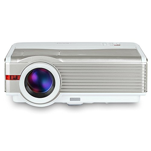 LED Projector 4200 Lumens - Home Theater Cinema Movies Vi...