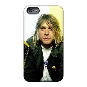 Hard Protect Phone Cases For Iphone 6 (gxR702zsVA) Customized Stylish Nirvana Pattern