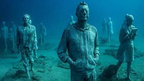 Sea Mad Art (Haunting Underwater Sculptures Combine Art & Conservation)
