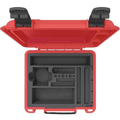 STR8 Brand - Smoking Roll Kit V3, Watertight, Smell Proof, Lockable, Travel Case (Red) by STR8 Brand (Image #2)