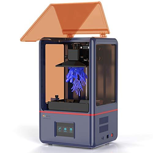 WEISTEK LCD 3D Printer with Parallel Matrix 405nm Light, 5.5inch 2K Screen, Z-axis Dual Linear Rail & Off-line Print 4…