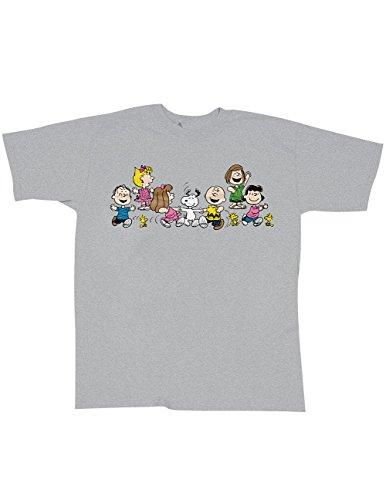 Peanuts Gang Happy Dancing Reason To Celebrate Life T-Shirt