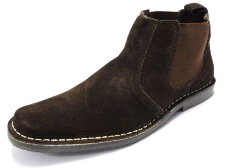 Roamer - Botas Chelsea hombre, color marrón, talla Hombres 41 EU