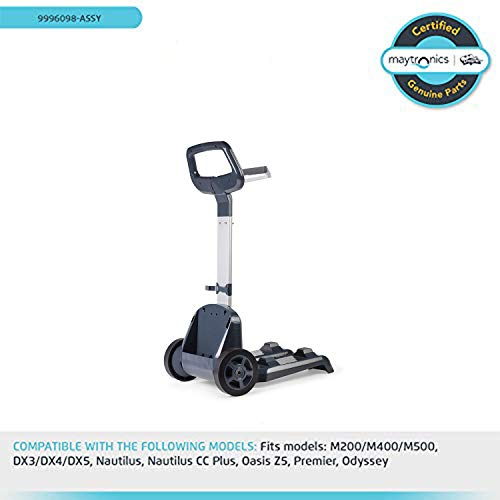 Dolphin Robotic Pool Cleaner Base Mount Caddy Nautilus, Nautilus CC Plus, Oasis Z5i and More (Best Robotic Pool Cleaner Reviews)