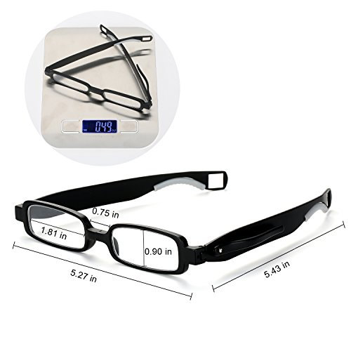 5825e180064 EnzoDate Podreader Folding Reading Glasses