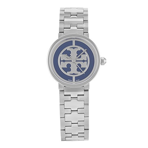Tory Burch Women's Reva - TRB4010 Silver - Reva Burch