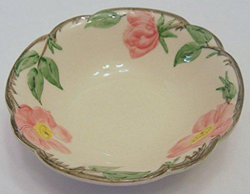 Franciscan Ware Desert Rose Cereal Bowl England 5.75