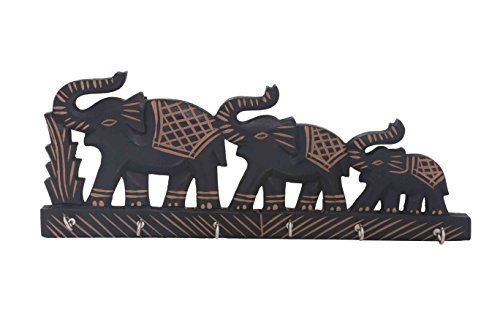 Special Friday Wooden Decorative Elephant product image