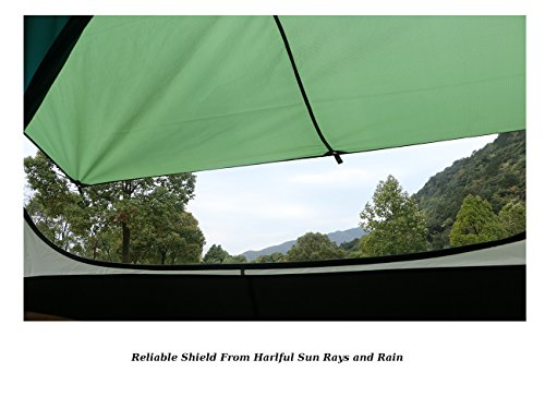 Luxe Tempo All Purpose Extra Large C&ing Tent Rain Tarp Hammock Rain Fly Sun Shelter-10 ...  sc 1 st  All4Hiking & Luxe Tempo All Purpose Extra Large Camping Tent Rain Tarp Hammock ...