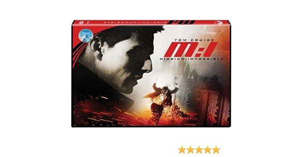 Misión Imposible [DVD]: Amazon.es: Cruise, Tom, De Palma, Brian ...