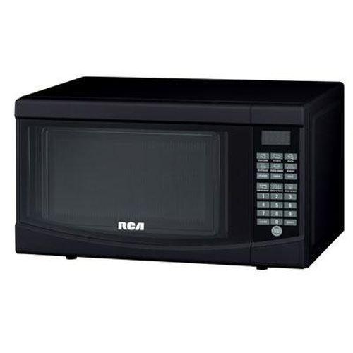 rca countertop microwave black rmw733