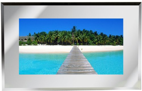 amazoncom nature spirit pictures animated wall art moving picture frame vabbinfaru island maldives furniture garden outdoor - Moving Picture Frame