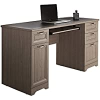 Realspace Magellan Collection Managers Desk, Gray Item # 751724