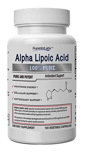 Alpha Lipoic Acid Formulated Manufactured product image
