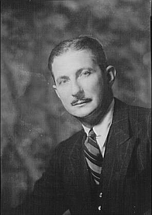 HistoricalFindings Photo: Palmer,CH,portrait photographs,men,suits,Arnold Genthe,1936 1