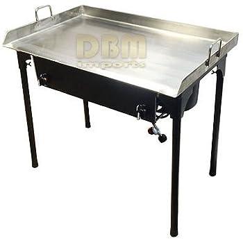 Amazon.com: Acero Ware 2-burner Estufa de hierro fundido y ...