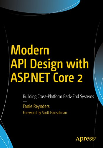 Modern API Design with ASP.NET Core 2: Building Cross-Platform Back-End Systems (Continuous Integration Best Practices)