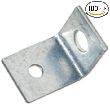Ramset Powder Fastening Systems 1202CF Angle Clip (No Pin), 100 ...
