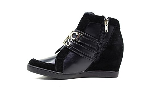 Bottines E0VOBSA3 Sneaker Linea Coated Versace Jeans Suede 84qvwH4FR