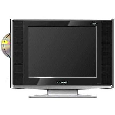 "Sylvania 15"" Digital LCD Tv and DVD Combo"