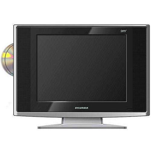 Sylvania Digital LCD DVD Combo