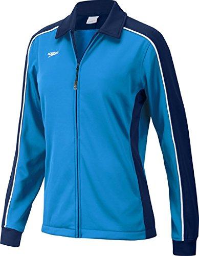 Speedo Femme nbsp;streamline bleu Pour Bleu Veste 7201482 Warm Up Marine YUwrnYq64x