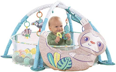 Infantino 4-in-1 Jumbo Baby Activity Gym