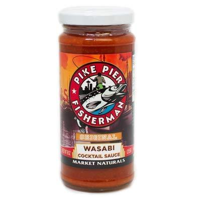 (PIKE PLACE SEAFOOD MARKET Wasabi Cocktail Sauce, 9)