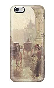 Awesome Painting Flip Case With Fashion Design For Iphone 6 Plus