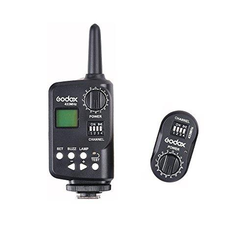Godox Ft-16 Trigger kit 433Mhz 16 Channels Remote Wireless P