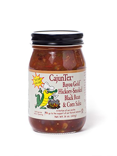 corn black bean salsa - 6