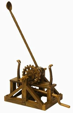 Catapult - Leonardo Da Vinci Kit # EDU-61009