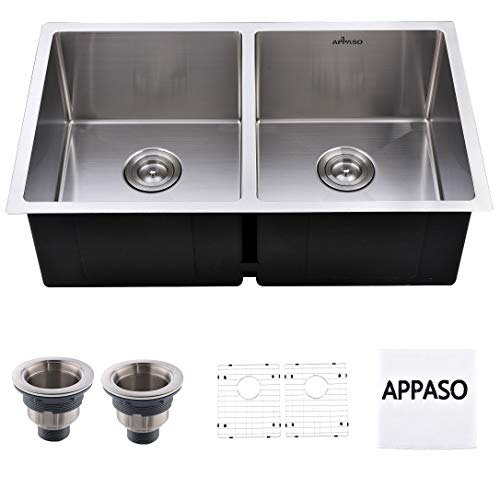 APPASO Undermount Stainless Commercial Handmade product image