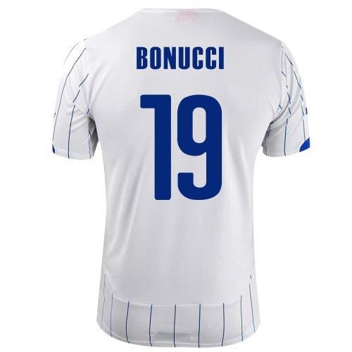 クロールアラスカ日付PUMA BONUCCI #19 ITALY AWAY JERSEY WORLD CUP 2014/サッカーユニフォーム イタリア代表 レプリカ?アウェイ用 ワールドカップ2014 背番号19 ボヌッチ