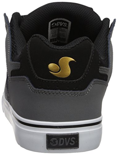 CT Gris Black de 022 Homme Charcoal Skateboard Nubuck Chaussures Grey Celsius Shoes DVS qEwx4C6q