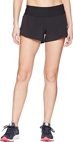 New Balance Impact Short 3 in, Black, Small ()