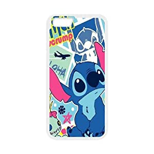 FOR Apple Iphone 6 Plus 5.5 inch screen Cases -(DXJ PHONE CASE)-Ohana Means Family - Lilo & Stitch Quotes-PATTERN 18