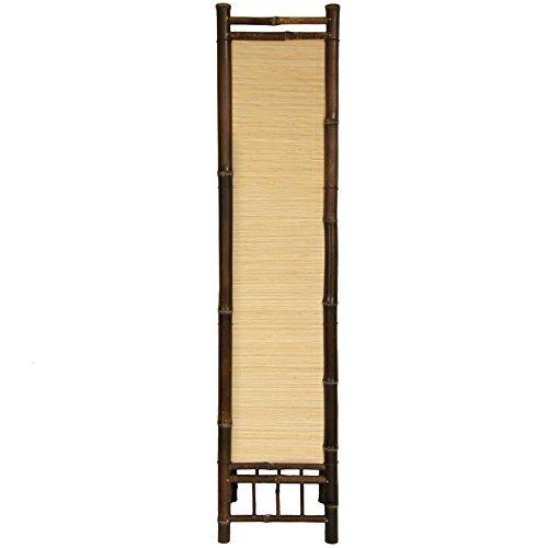 Oriental Furniture Distinctive Unique Affordable Lighting, 3-Feet 36-Inch Tall Kojima Japanese Bamboo Shoji Lantern Small Floor (Shoji Lantern)