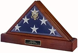 product image for Flag and urn Display case/Eternity Flag case, Flag Display Case