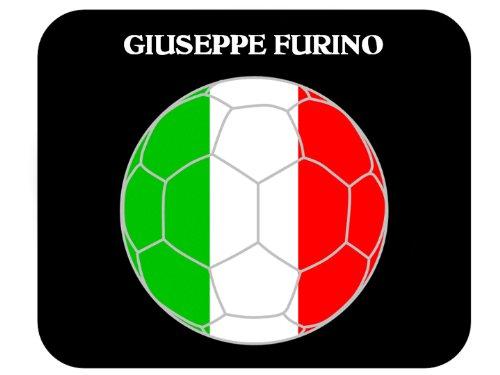 Giuseppe Furino (Italy) Soccer Mouse Pad