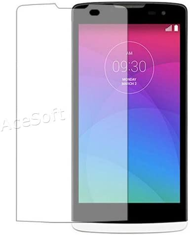 High Definition 1-Pack Ultra Thin 2.5D Round Edge Screen Protector for LG Sunset L33L Straight Talk//Tracfone//Net10 Phone LG Sunset Screen Protector