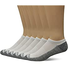 Fruit of the Loom mens No Show 6 Pack Sock