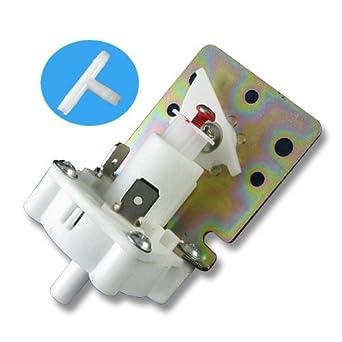 Lightobject LSR-H2OPRSNR Water Flow/Pressure Sensor, Ideal for CO2 Laser  Water Protection