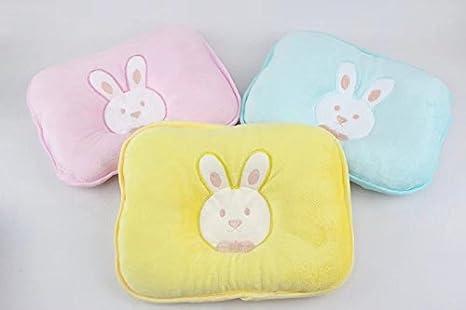 Doyeemei baby pillow velvet new born pillow head form correct