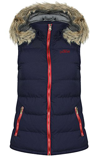 Tokyo Laundry - Chaleco - suéter - para mujer Midnight Blue - Navy