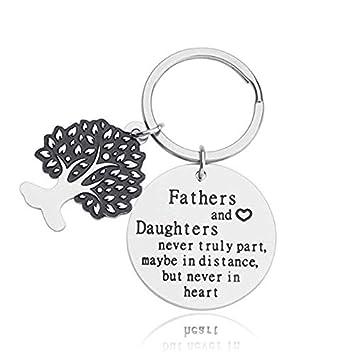 Amazon.com: Llavero de regalo para el día del padre de la ...