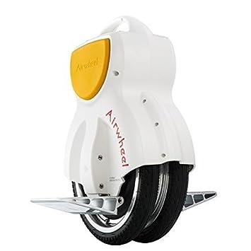Q1 Mini monociclo eléctrico con doble rueda, de Airwheel ...