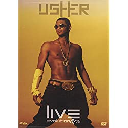 Usher: Live - 8701 Evolution Tour
