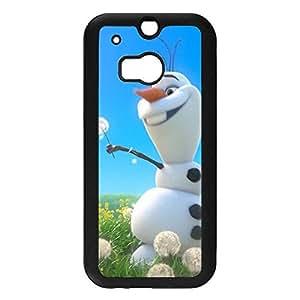 Hot Design Frozen Phone Case Cover For Htc One M8 Elsa Unique Design